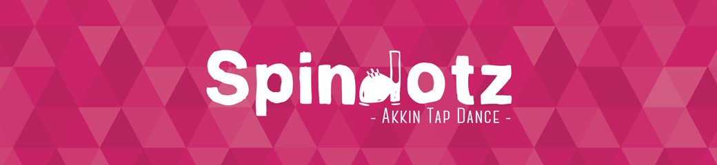 Spindotz-Akkin Tap Dance Lesson-